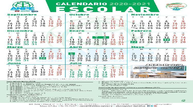 calendario-a4-anpe-madrid-2020-2021