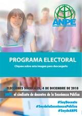 Vota ANPE-Madrid